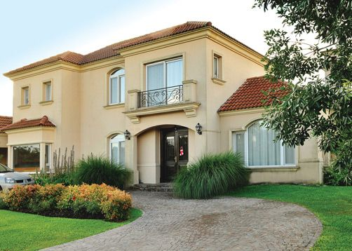 Tejas clasicas casa pinterest clasicos fachadas y casas - Casas clasicas modernas ...