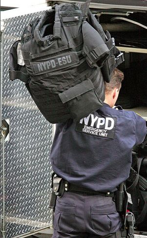 062bf6e2 NYPD-ESU tactical vest Law Enforcement Today www.lawenforcementtoday.com
