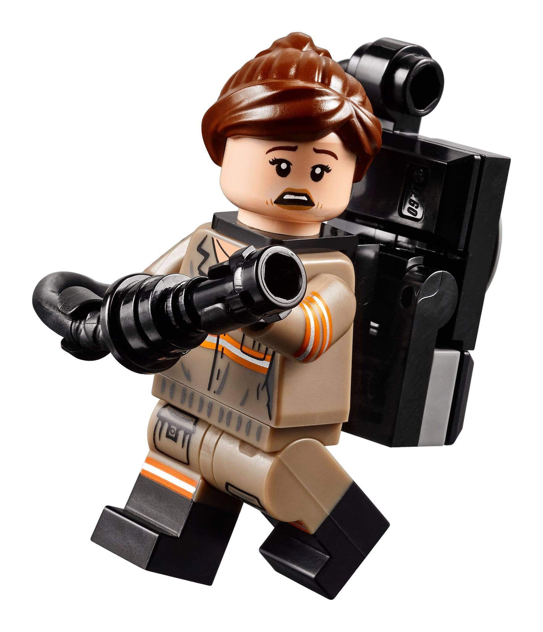 Lego Ghostbusters 75828 Ecto 1 Ecto 2 Ghostbusters Lego Lego Girls