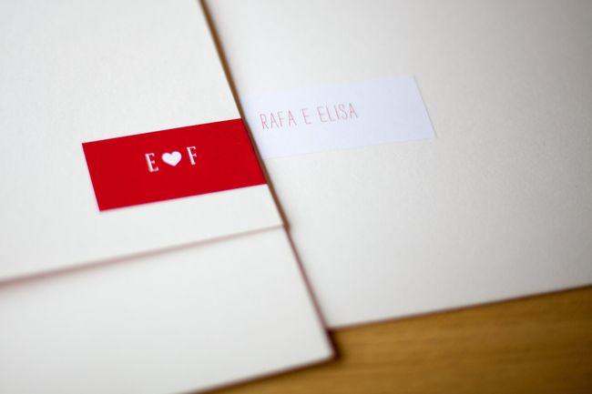 convite casamento http://www.phattdesign.com/ clean  red