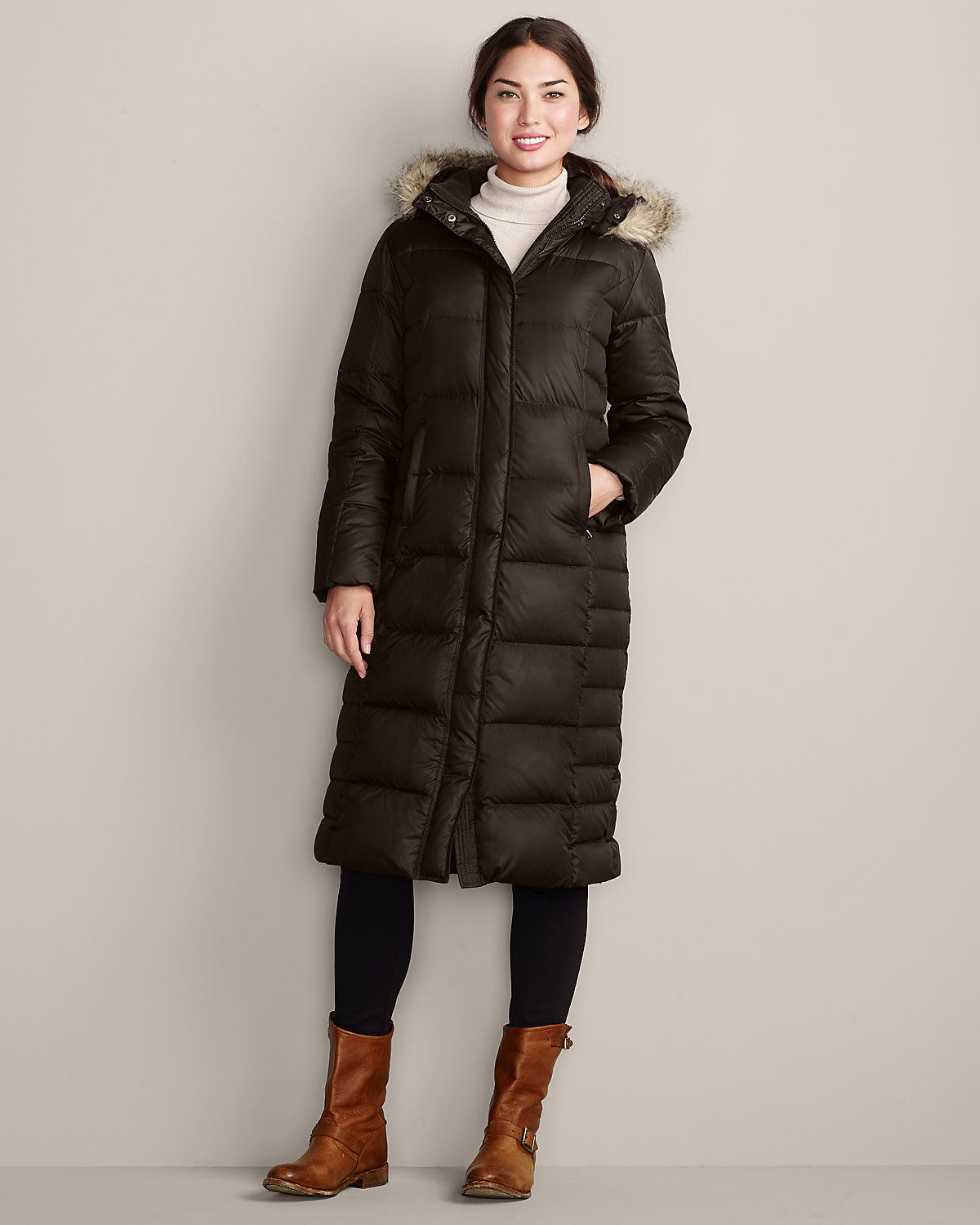 Down Duffle Coat | Eddie Bauer For Chicago winters. Gotta have ...