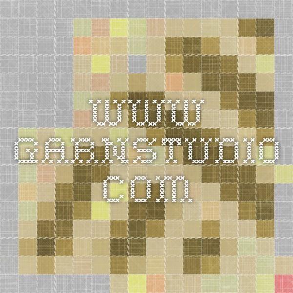 www.garnstudio.com
