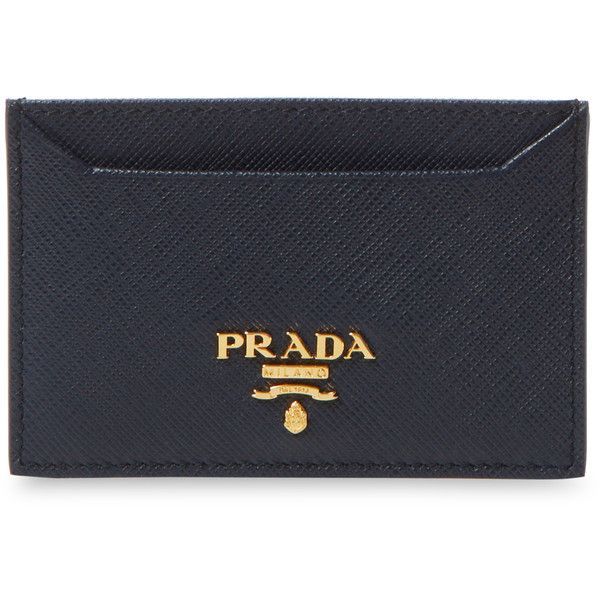 Wallets - Zip Wallet Saffiano Shaine Leather Black - black - Wallets for ladies Prada ZKzpLAfS4M