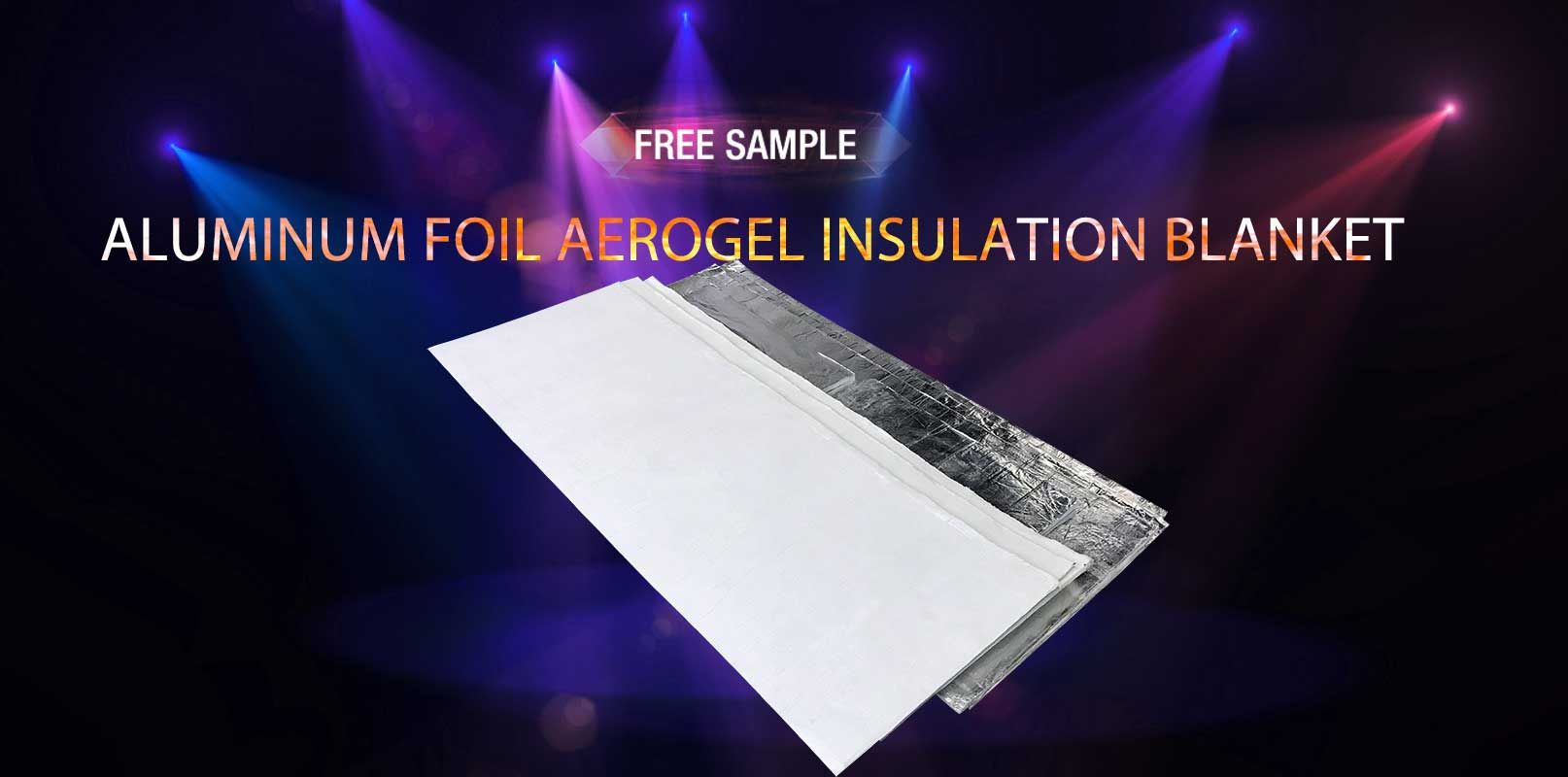 Foil Insulation Blanket Aluminum Foil Aerogel Insulation Blanket Aerogel Felt