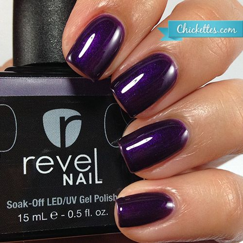 Revel Nail Supernova Gel Polish Swatch By Ettes
