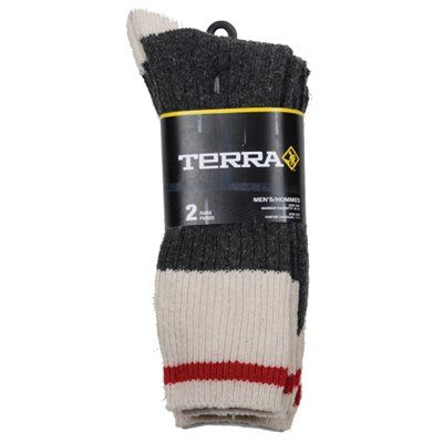 Terra Arch Support Socks (2-Pack)
