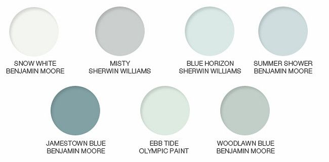 Blue Tinted Pale Grey Interior Paint Aus