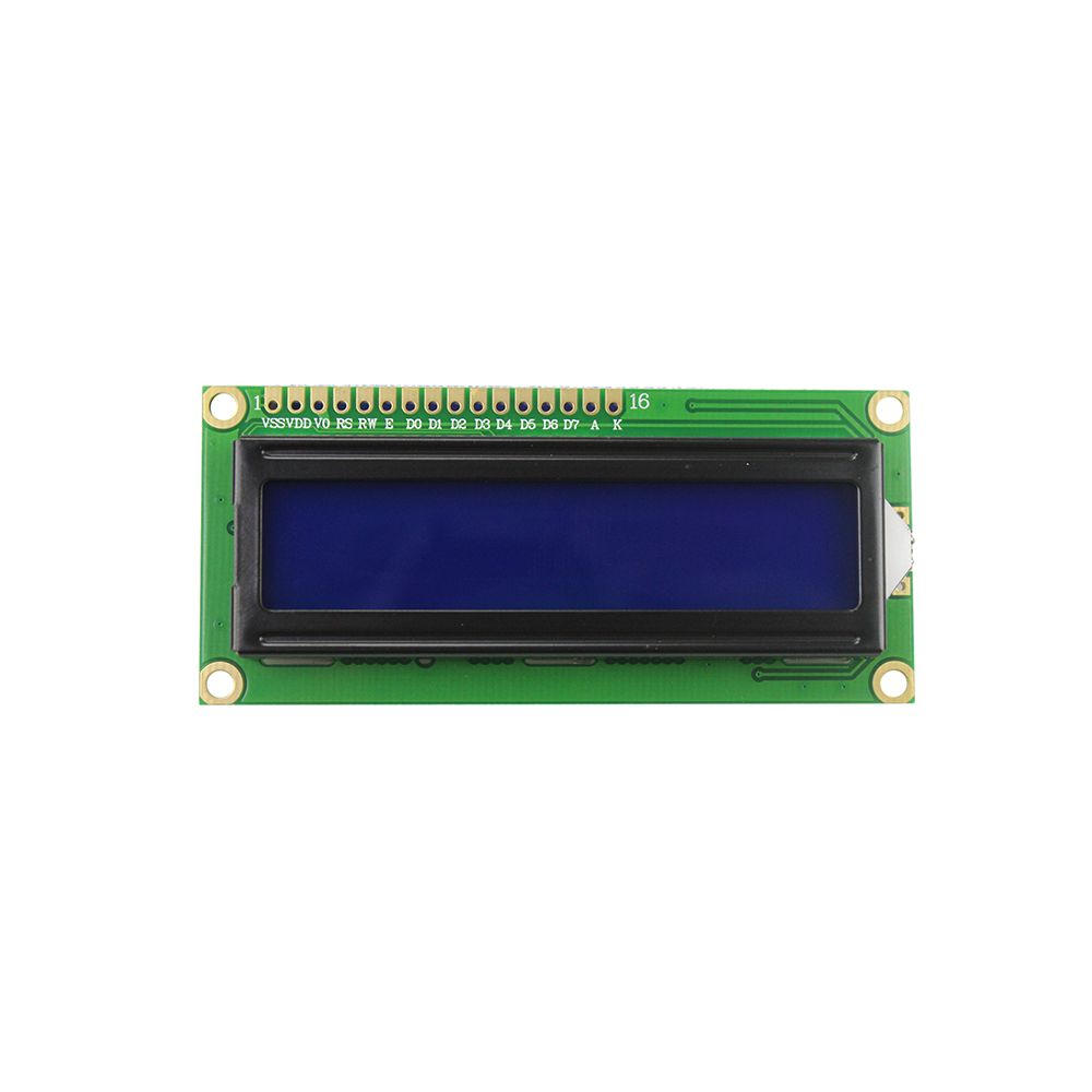 1PCS New 2004 204 20X4 Character LCD Display Module Blue Blacklight