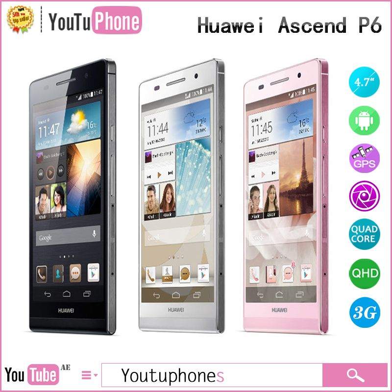 Find More Mobile Phones Information about Huawei Ascend P6s