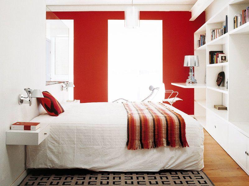Color en el dormitorio: diez ejemplos | El dormitorio, Dormitorio y ...