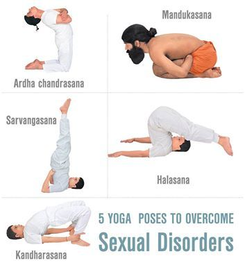 Sexual problem yoga
