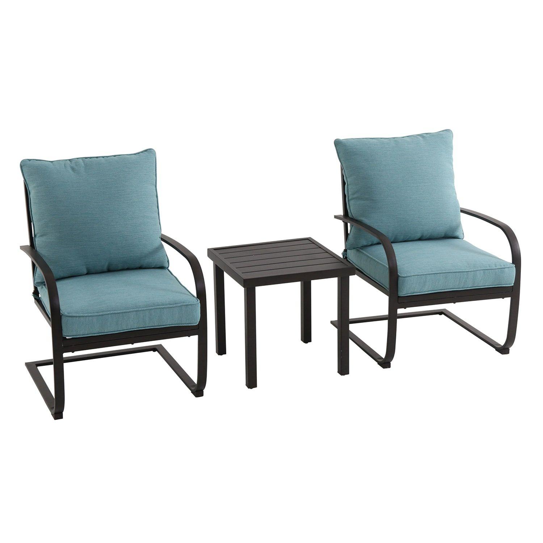 sonoma goods for life burbank c spring patio chair end table 3 rh pinterest com