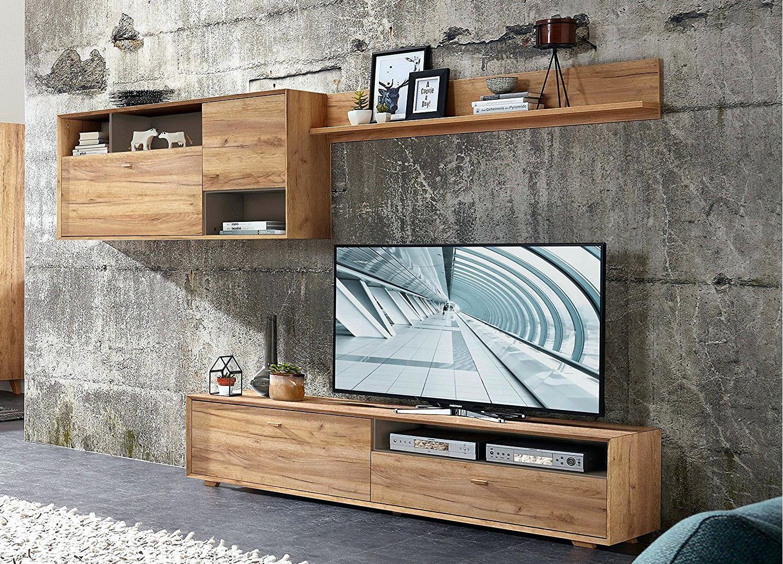 Inspirant Meuble Tv Metal Et Bois Recommandations
