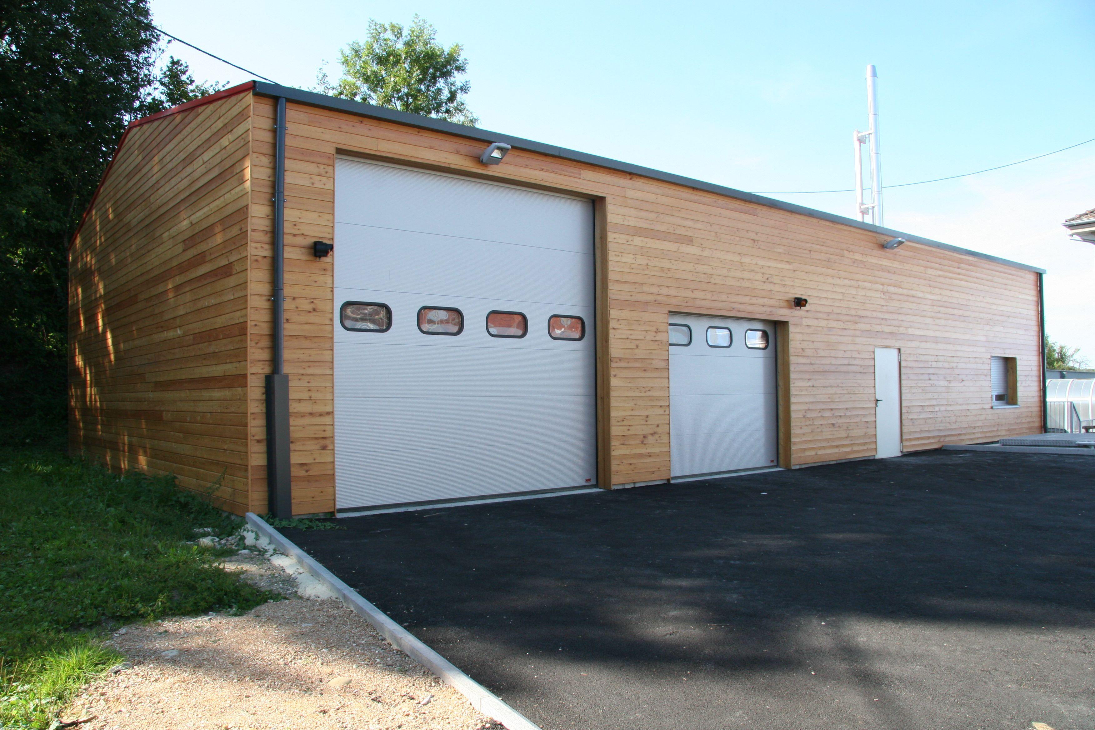 Hangar En Kit Bois hangar pour véhicule | construction bois, hangar
