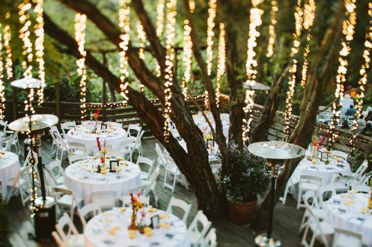 Iluminacion_Bodas Iluminaciones y ambientes - Pasion Eventos - bodas sencillas