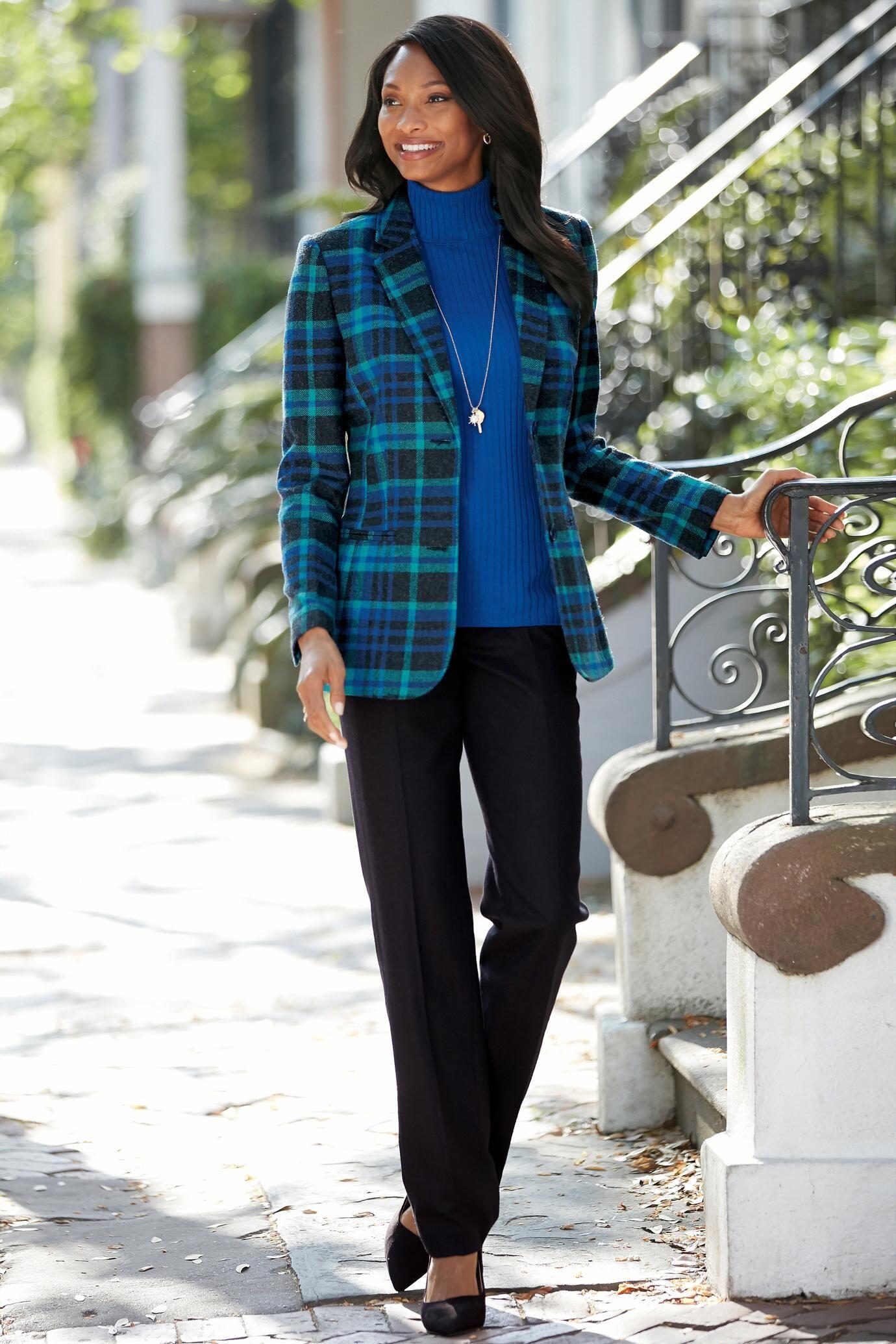 Blazer Ceketlerle Kombin Önerileri