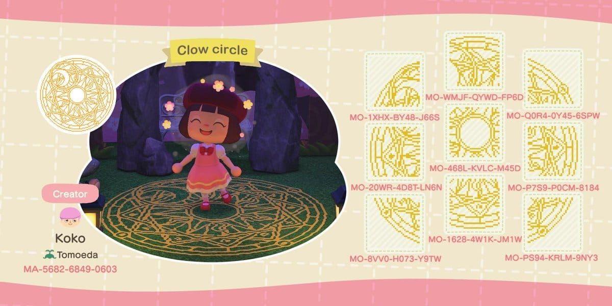 👚 Catalogue des Meilleurs Motifs Animal Crossing New Horizons