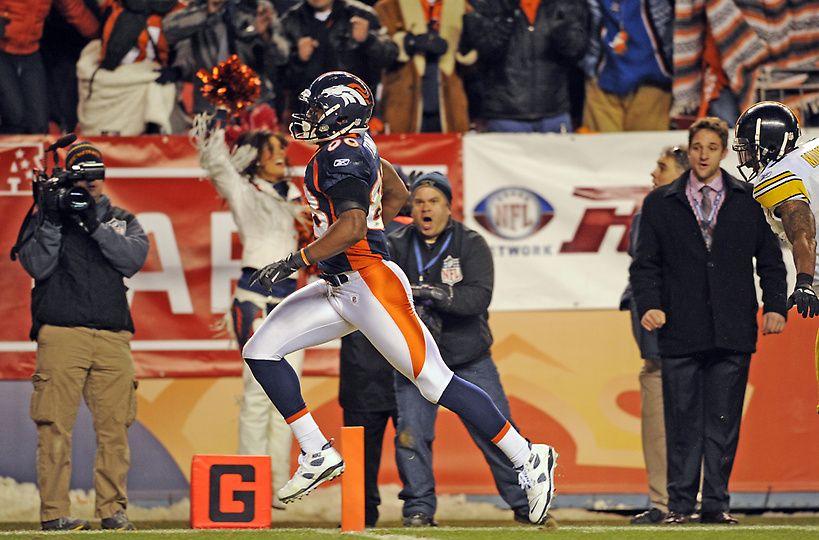 Photos Denver Broncos vs Pittsburgh Steelers Pittsburgh