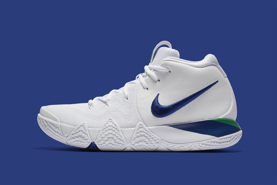 new style 77bfb 58076 Nike's Kyrie 4 Welcomes a Clean New Colorway This Month ...
