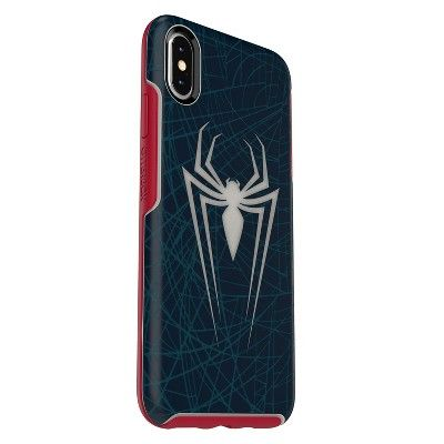 detailed look addd0 43bf9 OtterBox Apple iPhone XS Max Marvel Symmetry Case - Black Panther in ...
