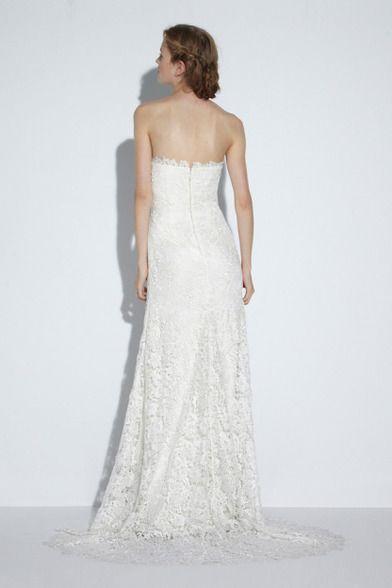 Nicole Miller Wedding Dress - MeMe   Blush Bridal   Fashion   Pinterest