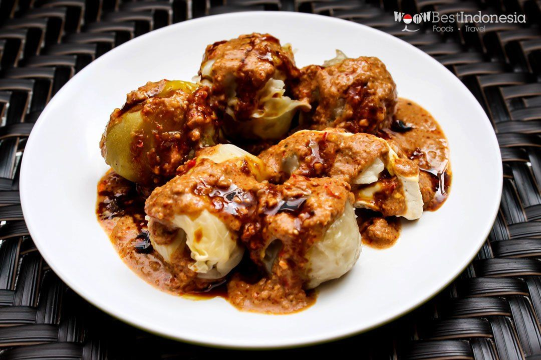 Siomay Best Indonesian Dishes Jakarta #Indonesia #Food