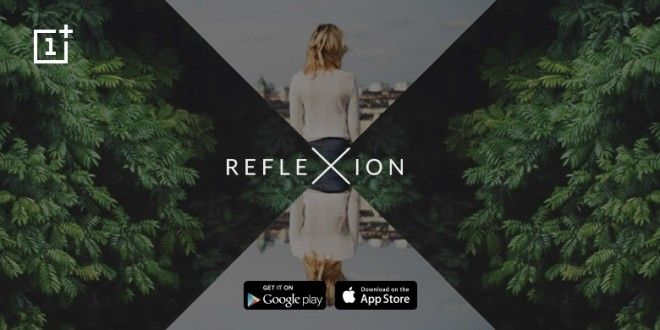 A New Way of Taking Selfies with Reflexion!