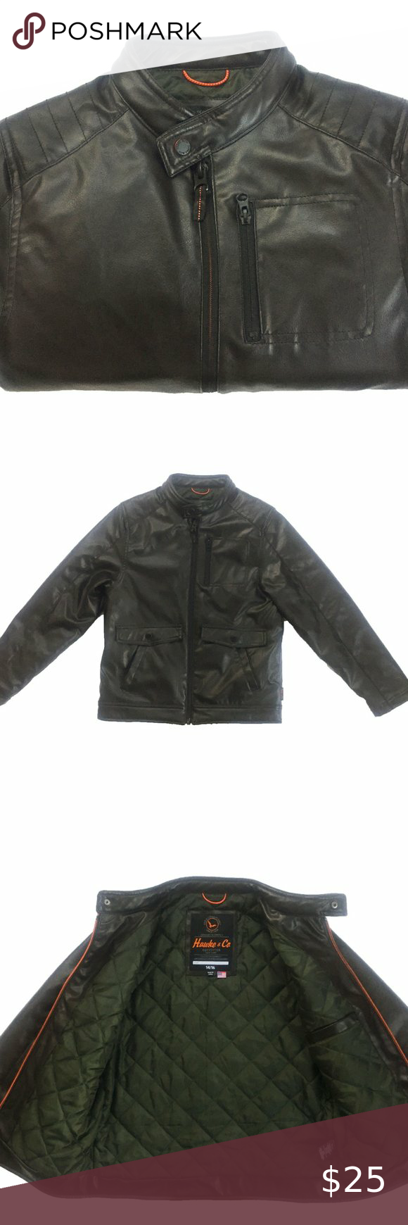 Hawke Co Outfitter Jacket Juniors Jackets Kids Jacket Outfitter [ 1740 x 580 Pixel ]