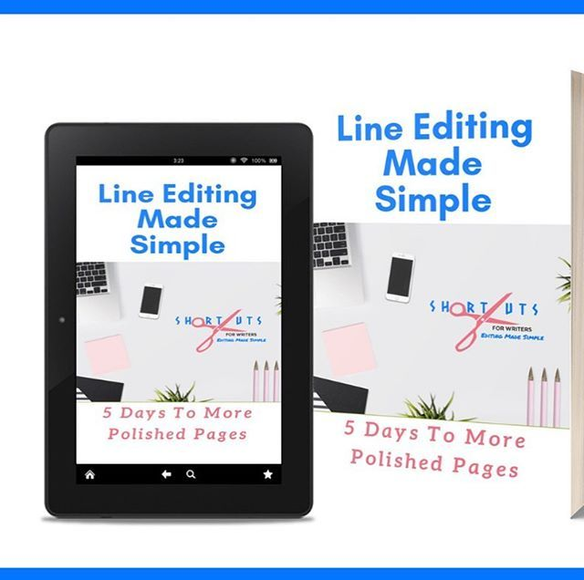 Online book editing service