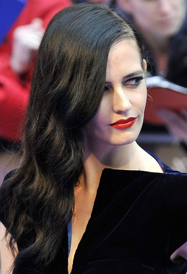 Eva Green Red Lips Eva Green In 2019 Actress Eva