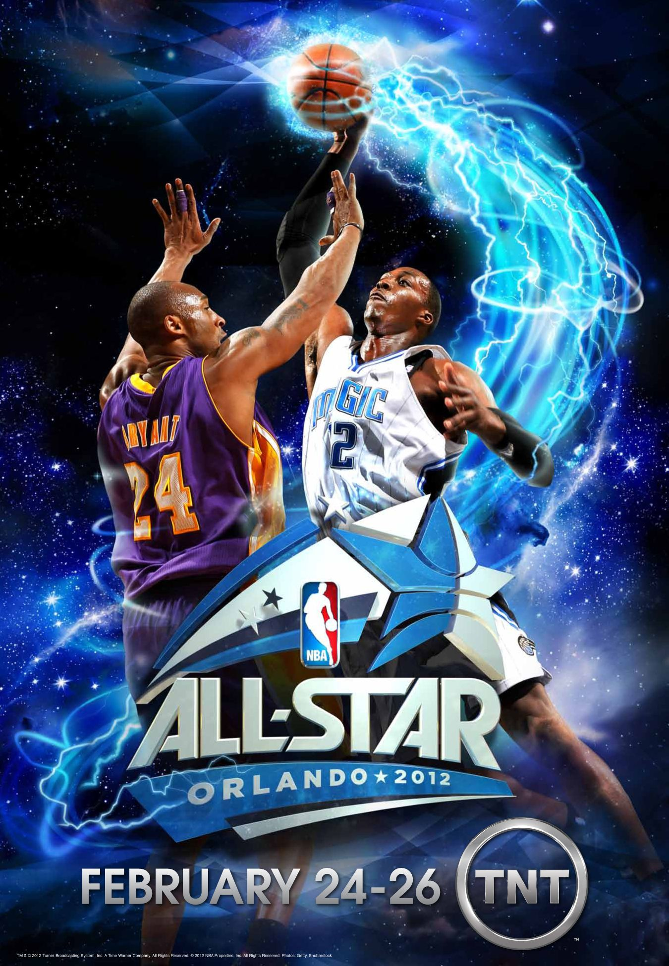 Sports Posters Nba Allstar Broadcast On Tnt Posters Creative Services Sports Unit Sport Poster Design Sport Poster Basketball Posters