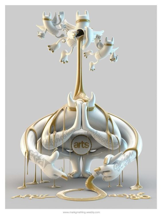Mark Gmehling 插畫設計