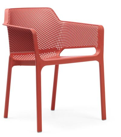 Net Chair - Red - Nardi | NET CHAIR RANGE | Pinterest