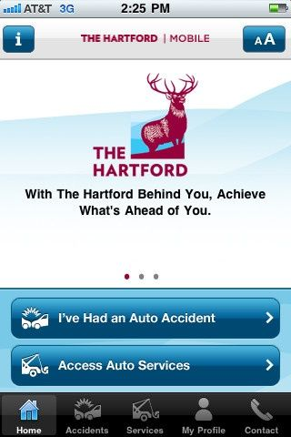 Check Out The Hartford Mobile App With Images Hartford