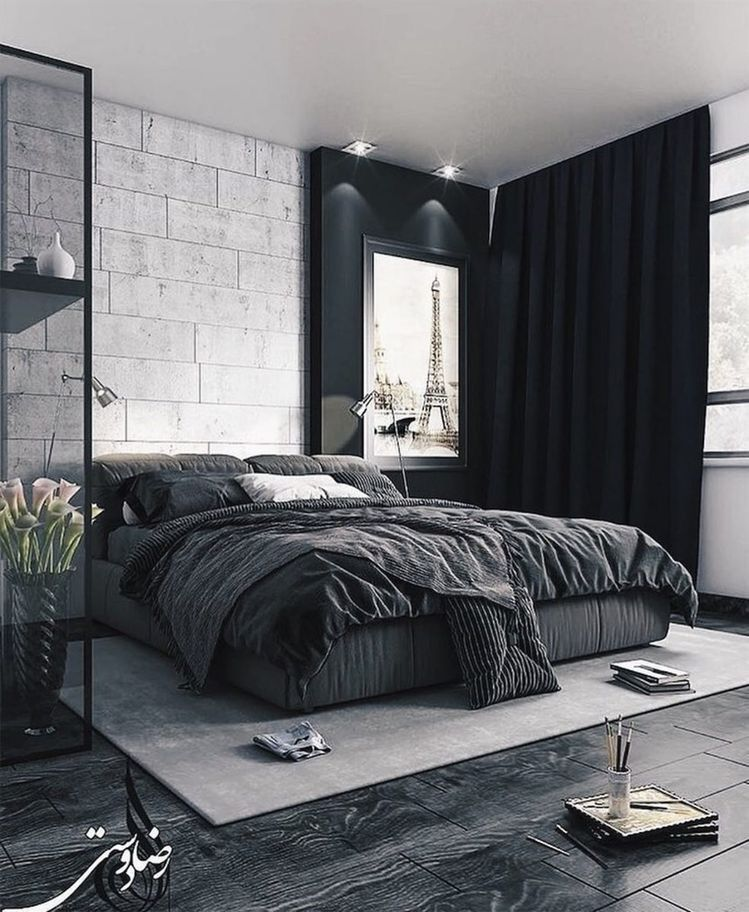 Pinterest Jusliv Luxury Bedroom Master Masculine Interior Design Minimalist Bedroom Design