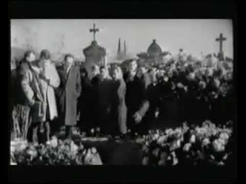 Camus: muerte y amantes. (Fragmento de un documental de la BBC).