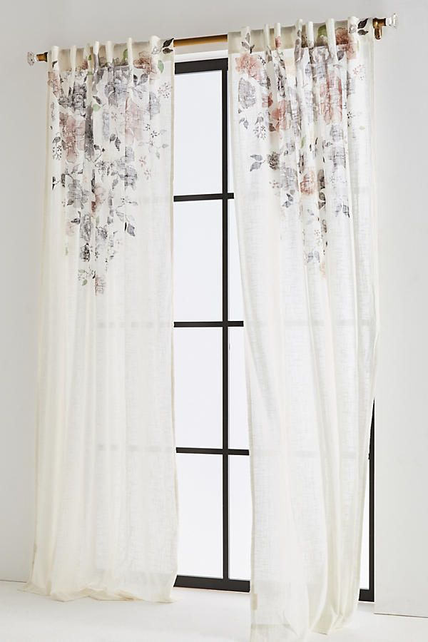 Slide View 1 Felicity Curtain Boho Curtains Living Room Decor Curtains Curtains Living Room