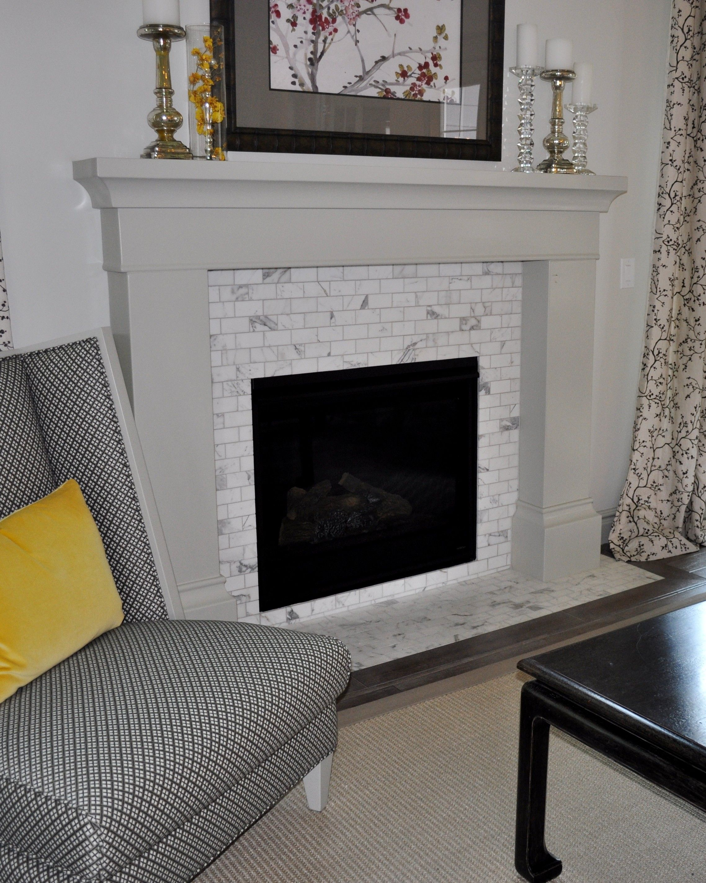 Stone Mountain Castings fillers are amazing accents to any room! Add a different twist onto your wall make it stand out! Smooth walls can be boring add some stone and a a simply beautiful mantel!