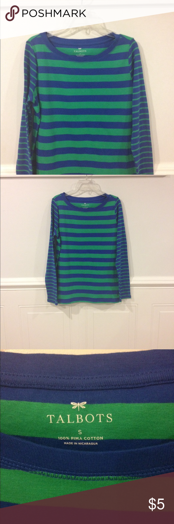 Talbots Small top good condition Size Small Talbots top good condition Talbots Tops