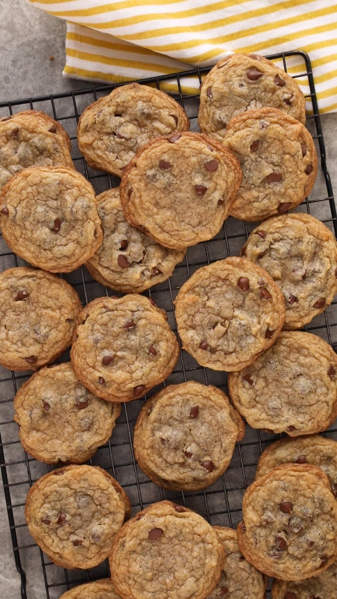 The Best Vegan Chocolate Chip Cookies Ever