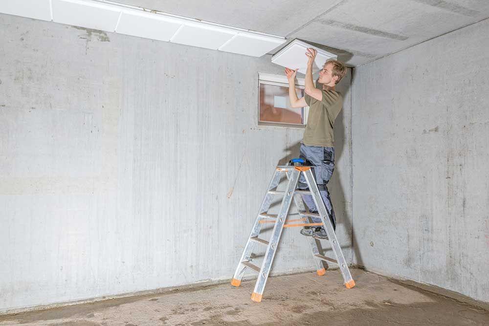 Aménager une cave en pièce à vivre Agrandissement Pinterest