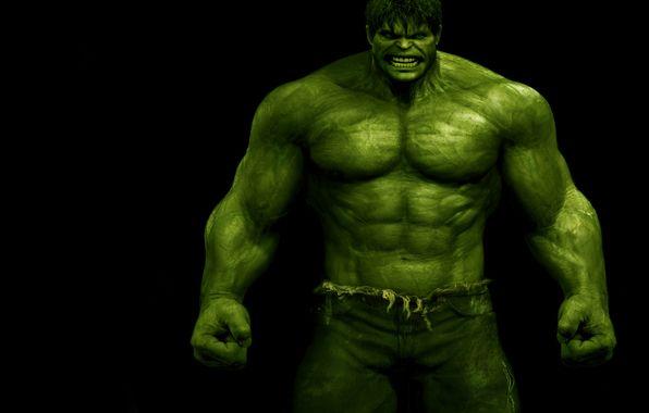Wallpaper Incredible Hulk The Green Angry Anger