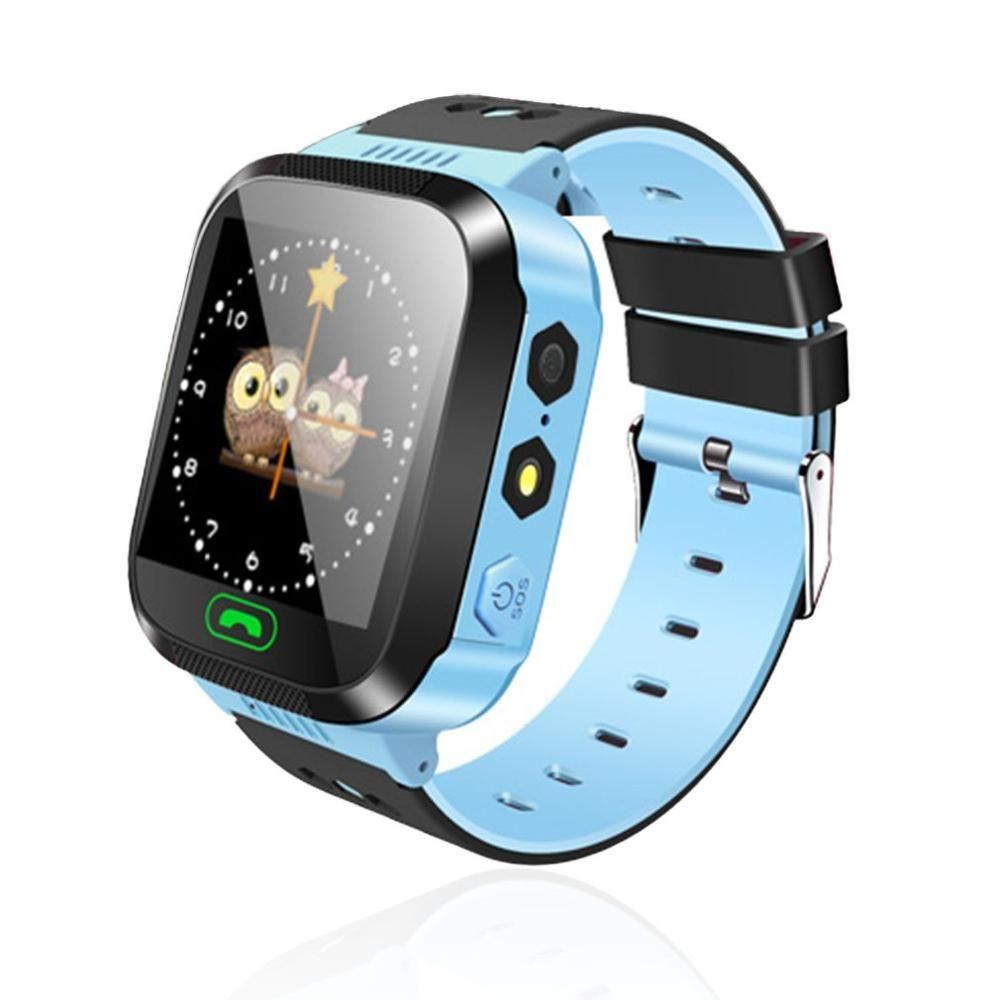 póngase en fila maratón Tren  Smartwatch niño Y03. Reloj localizador con botón SOS y escucha remota de  entorno. Realización de llamadas desde el … | Smart watch, Remote camera,  Gps tracker watch
