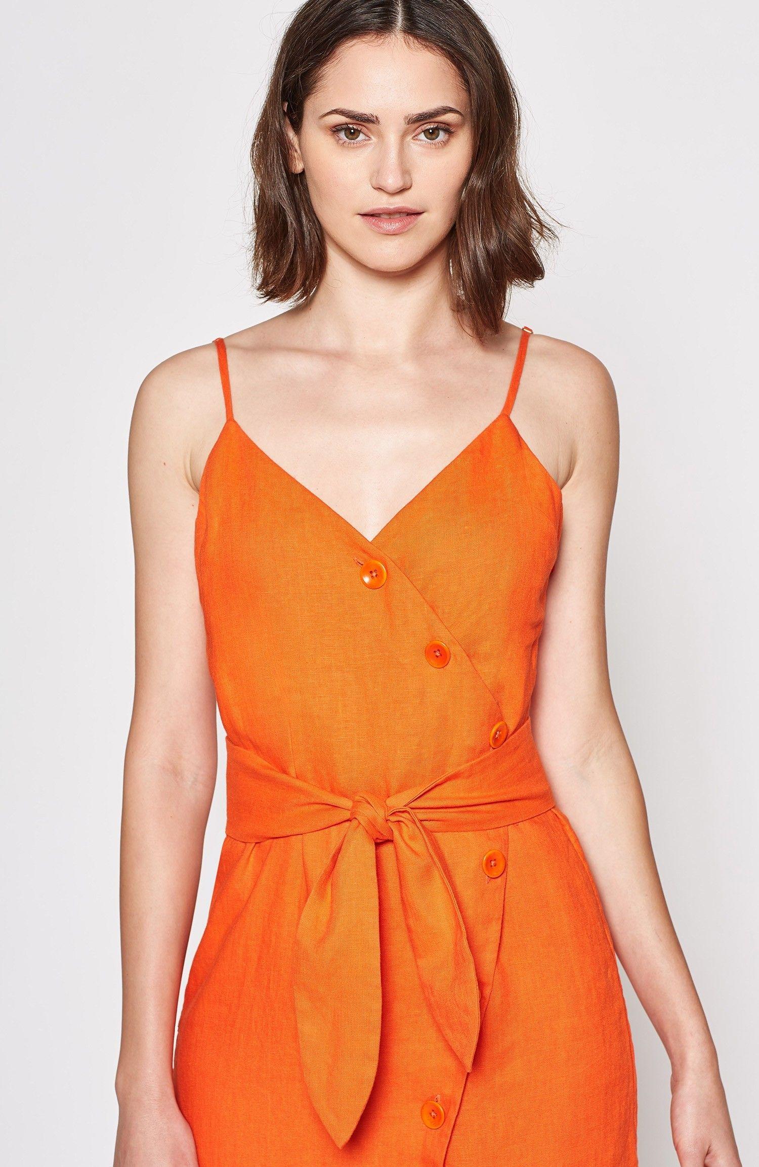 Carnell Linen Dress Warm Dresses Dresses Linen Dresses [ 2307 x 1500 Pixel ]