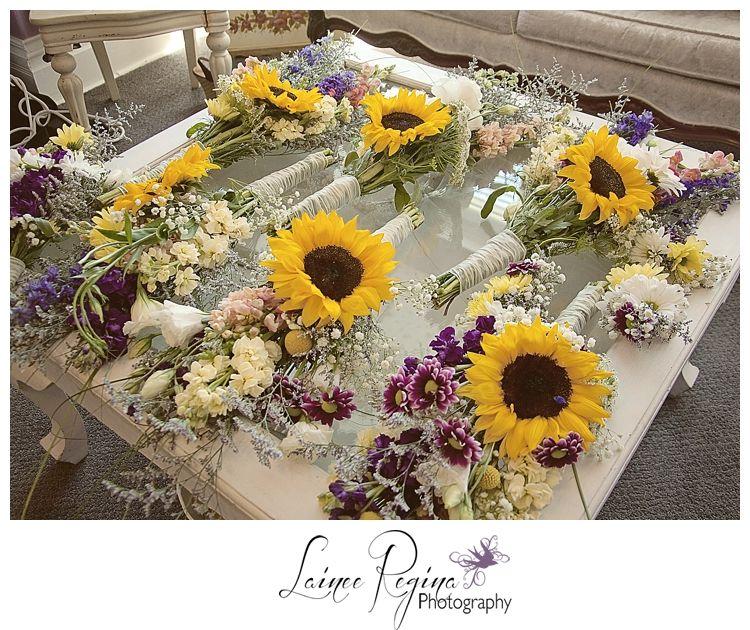 Wedding Flower Tips: Summer Wildflower Bouquets