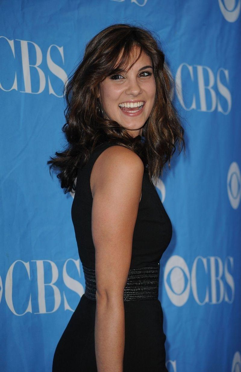 Daniela Ruah Yahoo Image Search Results: CBS 2009 Upfronts, New York City