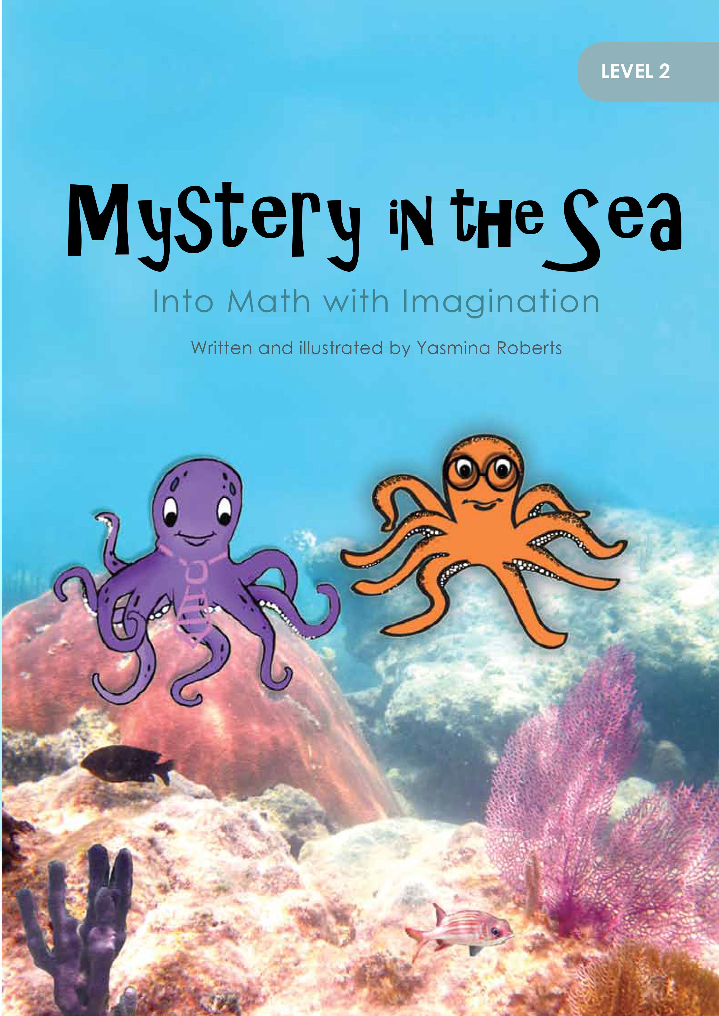 """Mystery in the Sea"""" is the second book of the series. It contains 35 ..."""