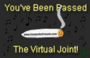 Pass it on!! 420