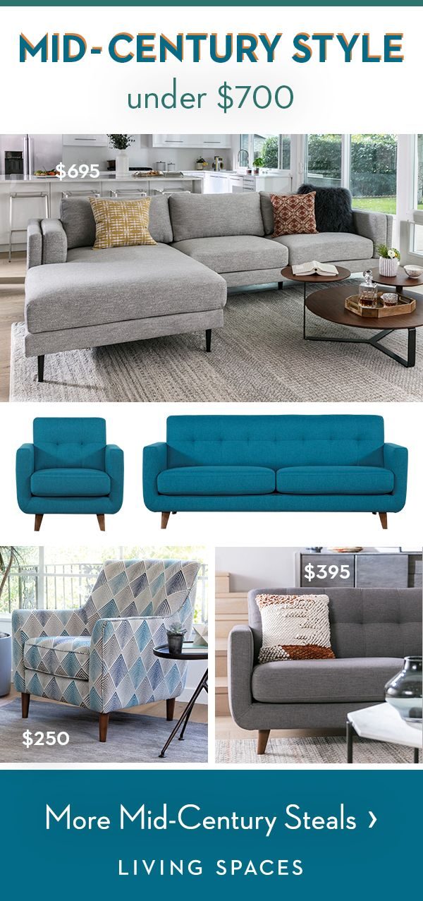 Mid-Century Modern Furniture. Get A Chic Retro Look For
