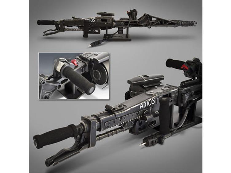 Hardcore gun